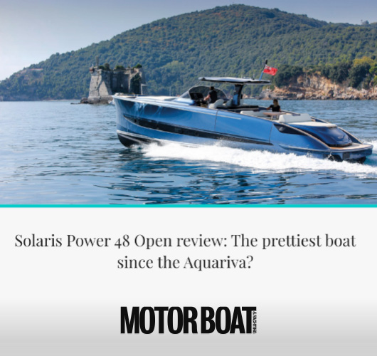 Motor Boat & Yachting - 48 Open review
