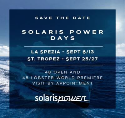 Solaris Power Days