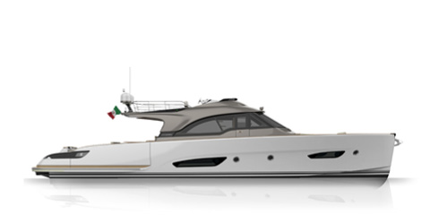Solaris Power 57 Flybridge