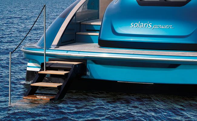 Solaris Power Hydraulic Gangway